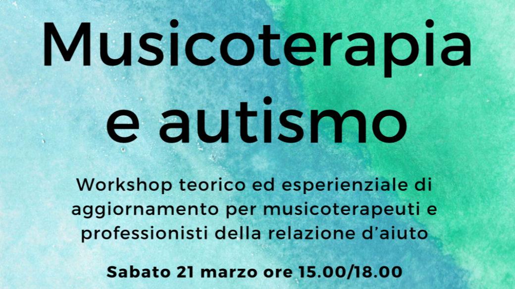 Workshop Musicoterapia e autismo
