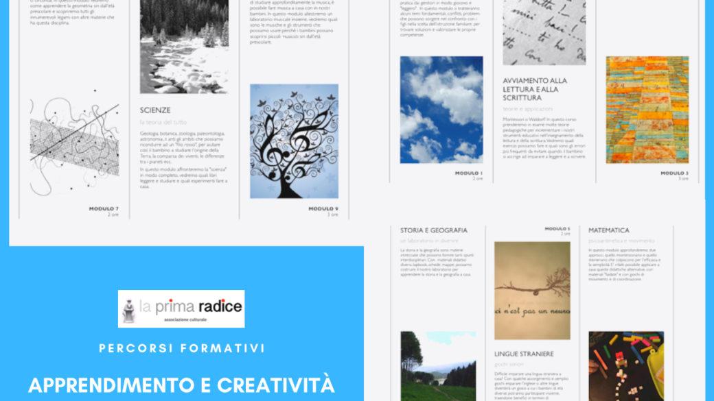 Apprendimento e creatività