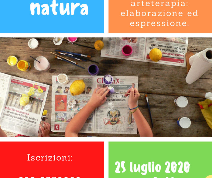 Workshop all'aperto