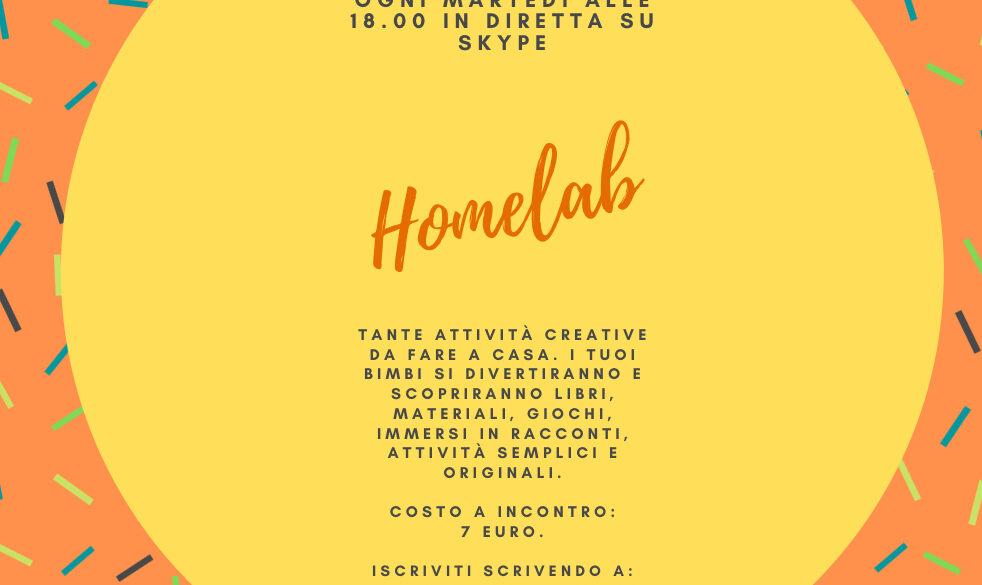 A grande richiesta Homelab!