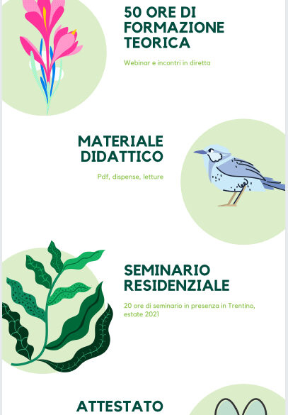 Green education: un percorso esclusivo!