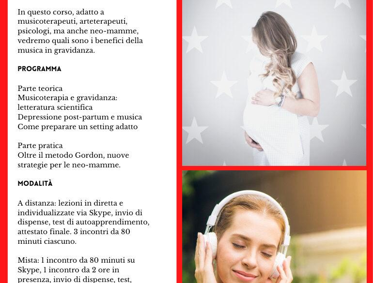 Musicoterapia in gravidanza
