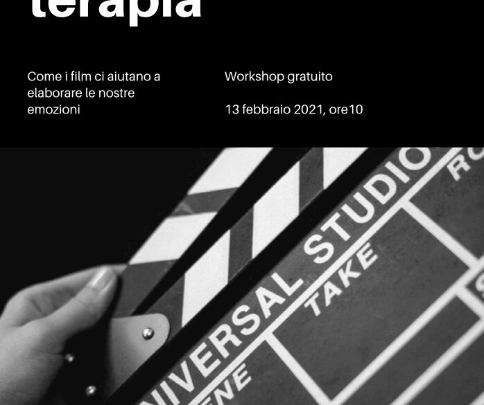 Workshop Cinema e terapia