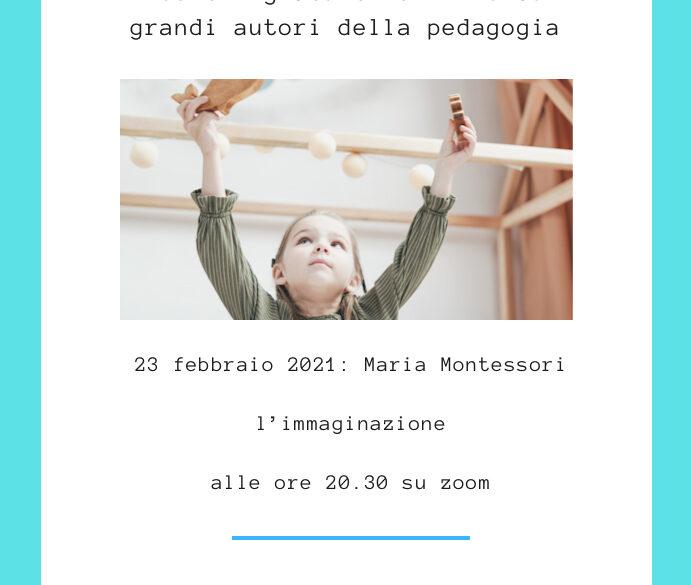 Incontro su Maria Montessori