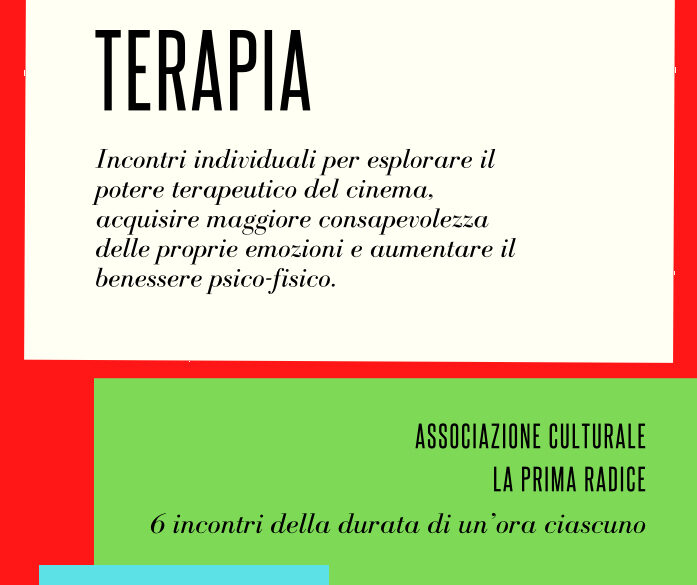 Cinema e terapia, incontri individuali e collettivi
