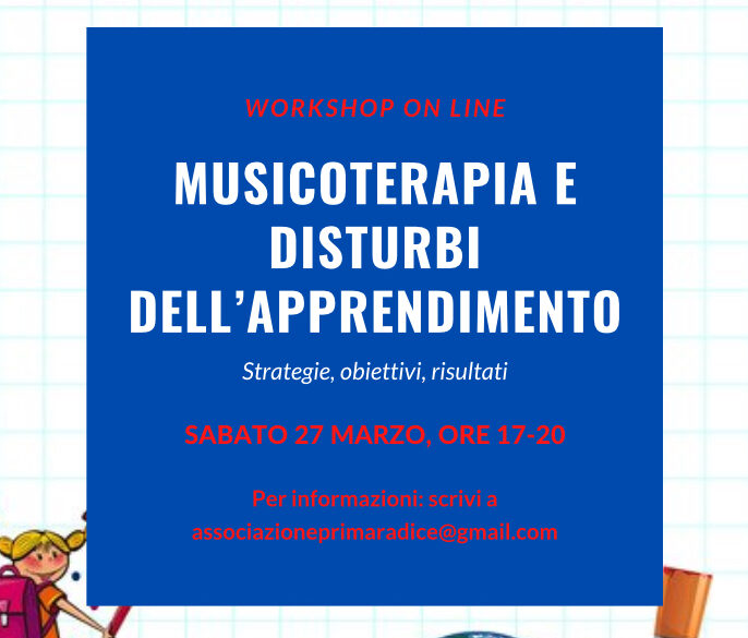 Prossimi workshop