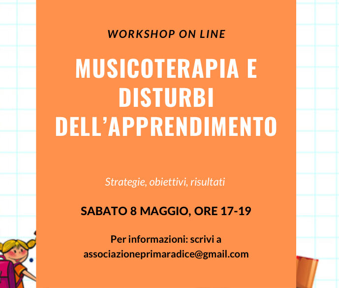Musicoterapia e disturbi dell'apprendimento