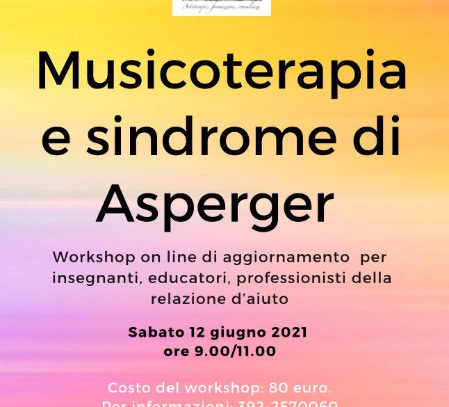 Musicoterapia e sindrome di Asperger:corso di aggiornamento