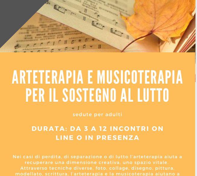 Musicoterapia e sostegno al lutto