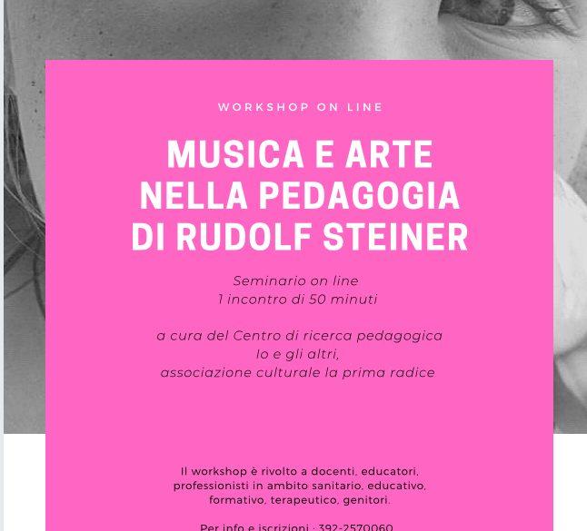 Corso Musica e arte nella pedagogia Waldorf